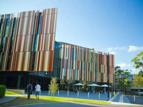 Macquarie University 图书馆